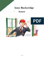 Anthony Buckeridge Bennett 00 Bennett Présentation Et Biographie