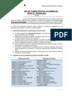 ECAP Evaluación de Competencias Académicas 19dic