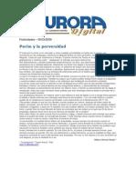Aurora Digital - Purim y la Perversidad