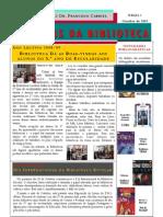 Outubro 2009 - 1ª Edição