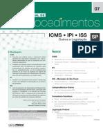 Icms São Paulo Devolução