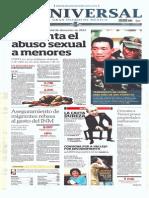 GradoCeroPress-Lunes 04 Agosto 2014 Portadas Medios Impresos Nacionales