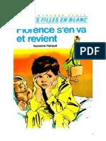 Suzanne Pairault Infirmière 21 Florence s'en Va Et Revient 1983