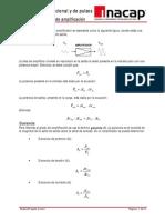 Conceptos Basicos de Amplificacion