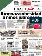 Periódico Norte edición del día 4 de agosto de 2014