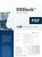DESlock Product Overview