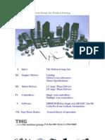 stepper motors catalog