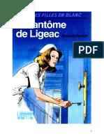Suzanne Pairault Infirmière 17 Le Fantome de Ligeac 1980