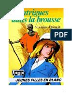 Suzanne Pairault Infirmière 15 Intrigues Dans La Brousse 1979