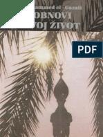 Obnovi svoj život - Muhammed el-Gazali