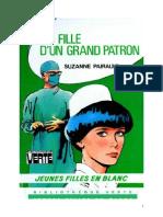 Suzanne Pairault Infirmière 13 La Fille Du Grand Patron 1977