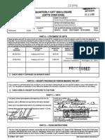 Alan Bernard Williams Dec 2013 Form 9
