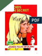 Suzanne Pairault Infirmière 11 Le Poids d'Un Secret 1976