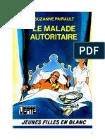 Suzanne Pairault Infirmière 10 Le Malade Autoritaire 1975
