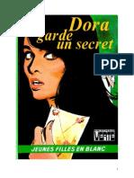 Suzanne Pairault Infirmière 09 Dora Garde Un Secret 1974
