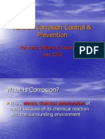 Aircraft Corrosion for Off & Tech July 2010