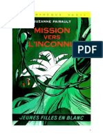 Suzanne Pairault Infirmière 04 Mission Vers l'Inconnu 1971