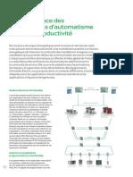 La Redondance Des Architectures d'Automatisme Accroît La Productivité