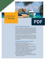 Licenciatura en Turismo