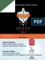 Spark Academy Presentation
