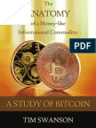 The Anatomy of a Money-like Informational Commodity