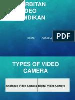 Video Camera Movement VS