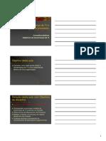 GTI 01a - Conceitos e Objetivos Da GovernancaTI