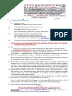 20140805-G. H .Schorel-Hlavka O.W.B. to Mr Tony Abbott PM- Re Ukraine and Its Constitution-MH17
