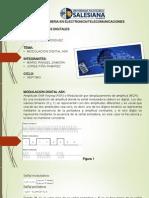 Exposicion(Modulacion Ask)_comunicaciones Digitales