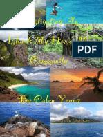 calen island book