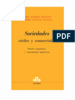 Sociedades Civiles y Comerciales