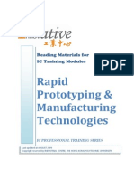 IC Workshop Materials 09 - Rapid Prototyping & Manufacturing Technologies