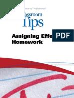 CT Homework