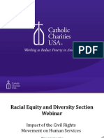 Racial Equity and Diversity Webinar