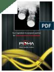 Pioma Chemicals Product Line - Pharmaceuticals