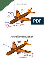 Aircraft Motion