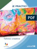 Ghid de Bune Practici-Tehnici creative