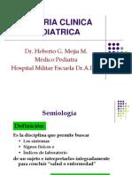 Historia Clinica Pediatrica 2010