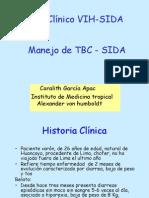 Caso Clinicotbc y Vih-sida