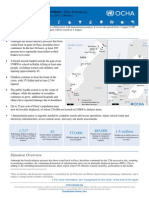 Hostilities in Gaza, UN Situation Report as of 03 Aug 2014