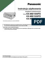 Kx Mb1500pd Polish