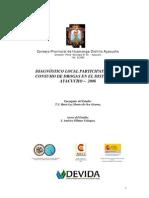 Diagnstico Final Ayacucho