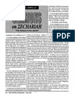 1992 Issue 5 - Sermons on Zechariah
