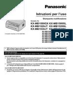 Kx Mb1500gx Jt Sl Italian