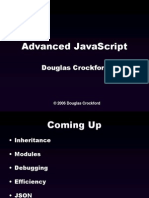 Advanced Javascript