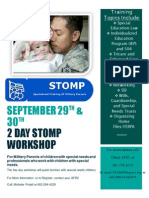 2014 AF STOMP Workshop