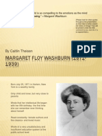 Margaret Washburn Presentation