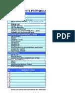 Formato Único Electrónico de Solicitud Para Carpeta Previsional Imss - Hermosillo 31072014