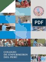 Revista Colegio Enfermeras 2014