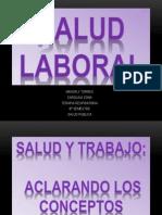 Expo Salud Laboral